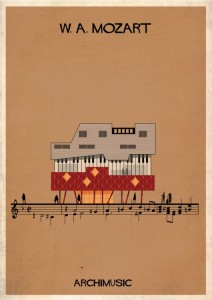 Architecture and Music